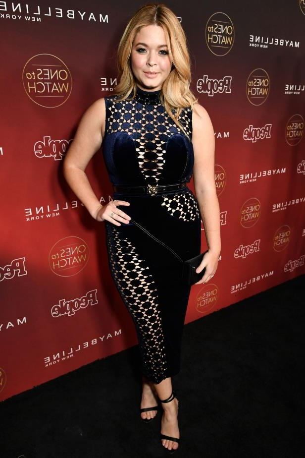 Entertainment The Moment Dwts Sasha Pieterse Revealed Her