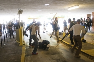 Warrant Issued for Man Brutally Beaten at Charlottesville Rally