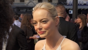 Exclusive Interview: Emma Stone doesn't mind working out if its for a movie