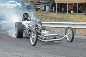 Gassers, Dragsters & More at the Paradise Show 'N' Go