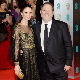 Harvey et Georgina: Harvey Weinstein, Georgina Chapman