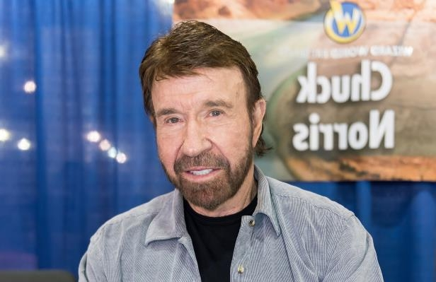 Slide 16 of 28: PHILADELPHIA, PA - JUNE 03: Martial artist/actor Chuck Norris make his Wizard World Comic Con debut during Wizard World Comic Con Philadelphia 2017 - Day 3 at Pennsylvania Convention Center on June 3, 2017 in Philadelphia, Pennsylvania. (Photo by Gilbert Carrasquillo/Getty Images)