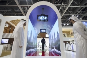 Dubai airport will scan your face as you walk through a video tunnel