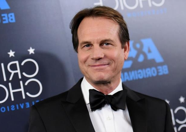 Slide 120 of 148: FILE - In this May 31, 2015, file photo, Bill Paxton arrives at the Critics' Choice Television Awards at the Beverly Hilton hotel in Beverly Hills, Calif. A family representative said prolific and charismatic actor Paxton, who played an astronaut in