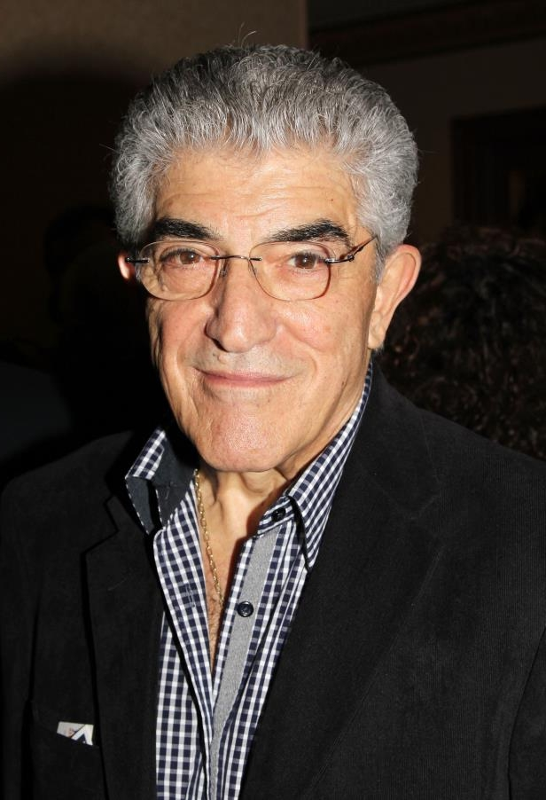 Slide 16 of 148: Frank Vincent attends the Frankie Valli and the Four Seasons 50th Anniversary Celebration and the Broadway debut of 'The One. The Only. The Original' at The Broadway Theatre on October 19, 2012 in New York City.