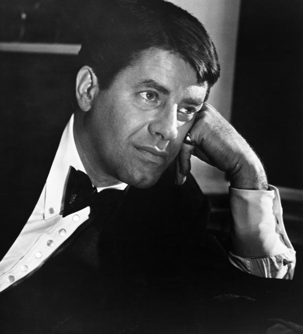 Slide 33 of 148: Jerry Lewis.