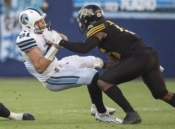 Ticats look to avenge earlier loss to Stamps