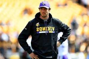 Week 6 Actives/Inactives: Sam Bradford (knee) Out for Vikings