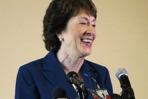 Collins urges Trump to back effort to restore health subsidy