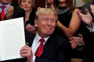 Frustrated By Congress, Trump Pursues His Agenda Through Executive Action