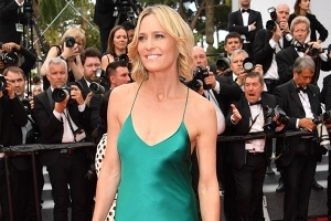Robin Wright's Diet And Fitness Routine
