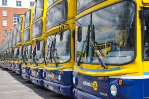 Travel main points: Dublin Bus will withdraw services from 10am
