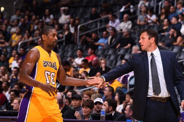6bf314afeed Sport  Lakers hire Metta World Peace as G League player development ...