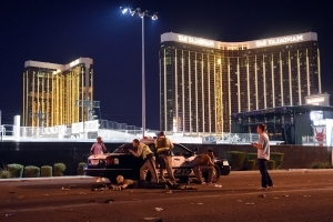 Deputies Hurt in the Vegas Massacre Denied Workers Comp