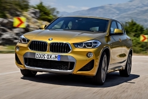 2018 BMW X2: I Dunno About This One Guys