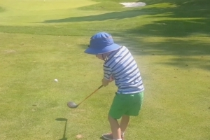 Was this 4-year-old's hole-in-one a record? Here's why not