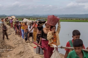 Canada to match donations for Rohingya