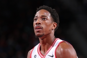 DeRozan as 25 and Toronto downs Portland 99-85