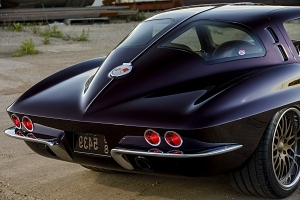 Subtly Spectacular 1963 Split-Window Corvette