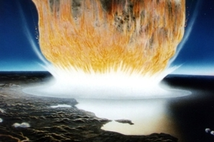 Asteroid That Killed The Dinosaurs Plunged The Earth Into A Deep Freeze