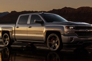 Chevrolet supercharges the Silverado with the Silverado Performance concept