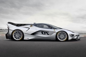 Ferrari FXX-K Evo is Lighter, More Aerodynamic Than Predecessor