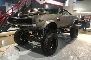 SEMA 2017's Most Unusual Off-Road Creations #TENSEMA17