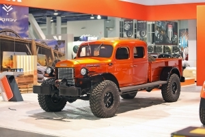 SEMA 2017 Sneak Peek Photo Gallery
