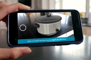Amazon's AR shopping feature previews products in your home