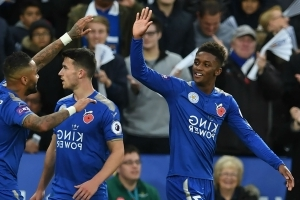 Leicester City tie Gray down to new four-year deal