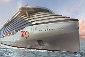Richard Branson's Virgin Voyages is launching a cruise ship for adults only