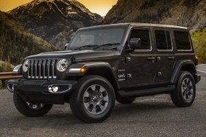 New Jeep Wrangler to debut in Los Angeles