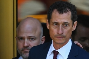 Anthony Weiner set to report to prison on Monday