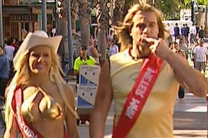 Applications now open for male Gold Coast Meter Maids