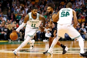 Celtics' Kyrie Irving was 'craving' an 'intellectual mind' like Brad Stevens