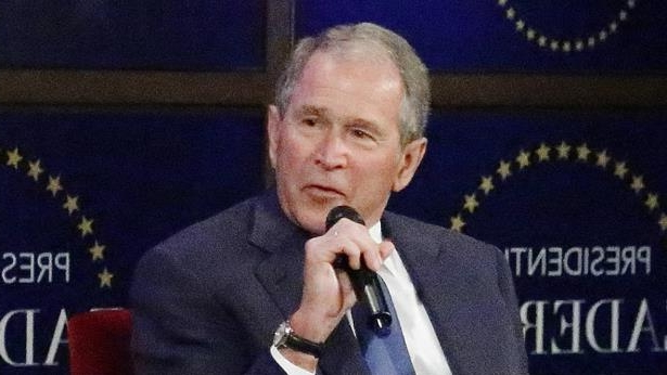 George W. Bush: 'I'm worried that I will be the last Republican president'