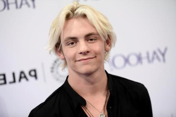 Ross Lynch posing for the camera