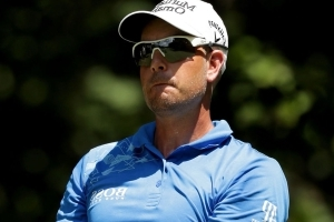 Stenson out with rib injury