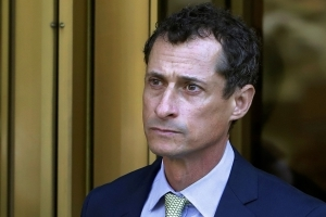 Anthony Weiner set for prison stint for sexting conviction