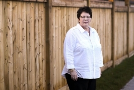 Linda Clayborne retired last year after 42 years as a psychiatric nurse at a Hamilton hospital. She says she was assaulted many times on the job and witnessed countless incidents of violence against colleagues.: Violence against health-care workers 'out of control,' survey finds