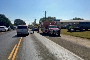 The Latest: Texas governor calls church shooting 'evil act'