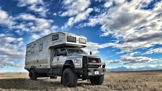 Enthusiasts: Earthroamer XV-HD is a $1 5 million rolling