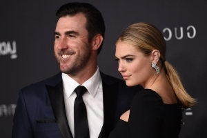 Kate Upton and Justin Verlander Share First Photo From Their Wedding: 'I Feel So Lucky'