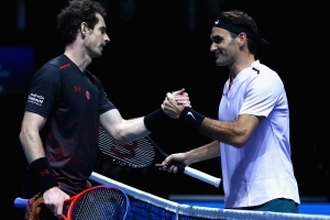 Federer tells Murray not to rush comeback