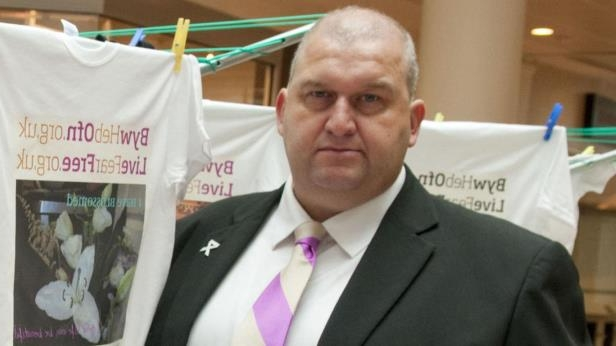 Former Welsh government minister Carl Sargeant was found dead on Tuesday