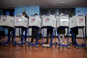 N.Y. voters reject constitutional convention