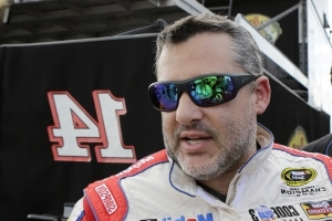 Tony Stewart hints he may run some NASCAR events in future