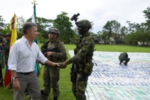 Colombia seizes 12 tons of cocaine, its biggest ever haul