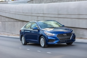 First Drive: 2018 Hyundai Accent