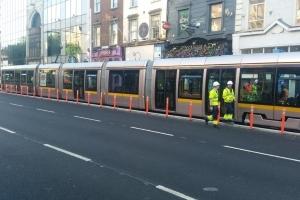 New Luas Cross City line opening date revealed